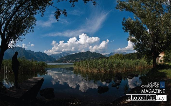 Lake Oggiono, by Luca Renoldi