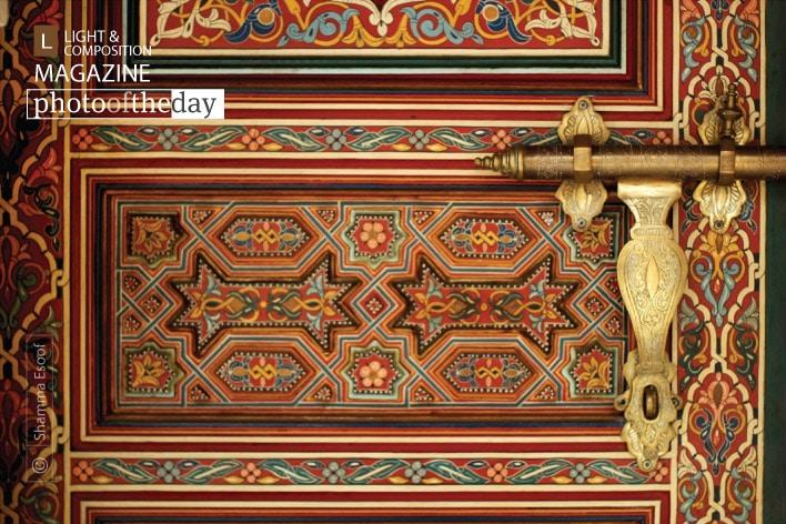 Moroccan Pavilion, by Shamma Esoof