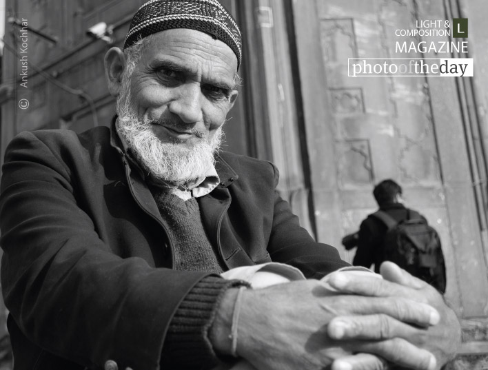 Man with Expression, by Ankush Kochhar
