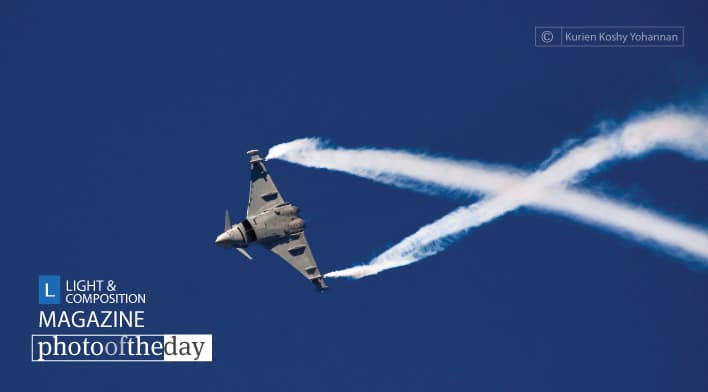 Eurofighter Typhoon - Saltire, by Kurien Koshy Yoha