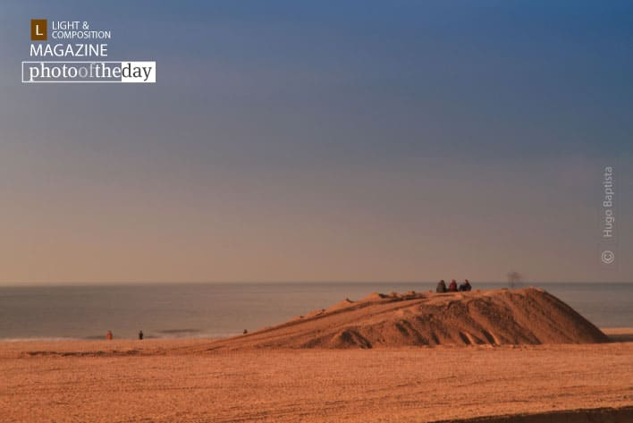 Scheveningen Dune, by Hugo Baptista