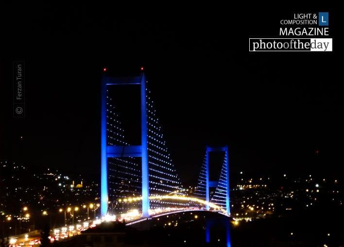 Beauty of Bosphorus, by Ferzan Turan