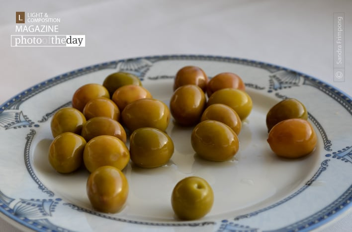 Olives, by Sandra Frimpong