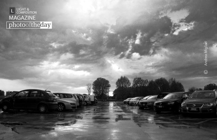 The Fury of Light, by Andrea Migliari