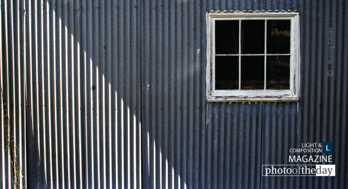 Tin, Light, and the Window, by Ronnie Glover