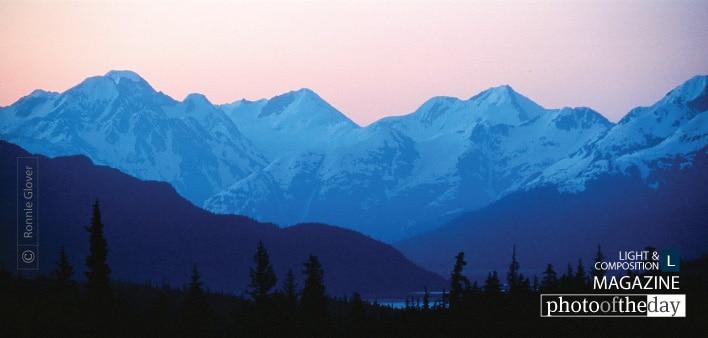 Alaska Summer Dusk, by Ronnie Glover