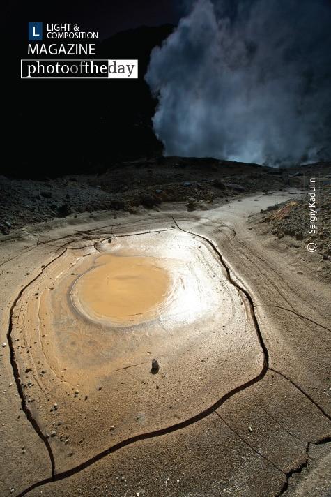 Land of Mutnovsky Volcano, by Sergiy Kadulin