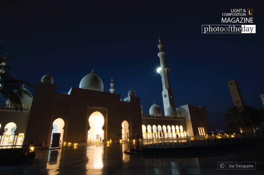 The Grand Mosque, by Joy Dasgupta