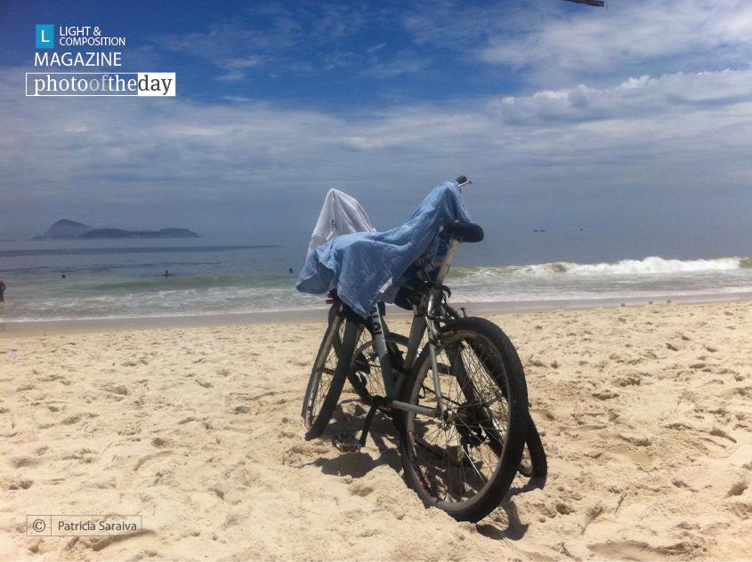 Bikes, by Patricia Saraiva
