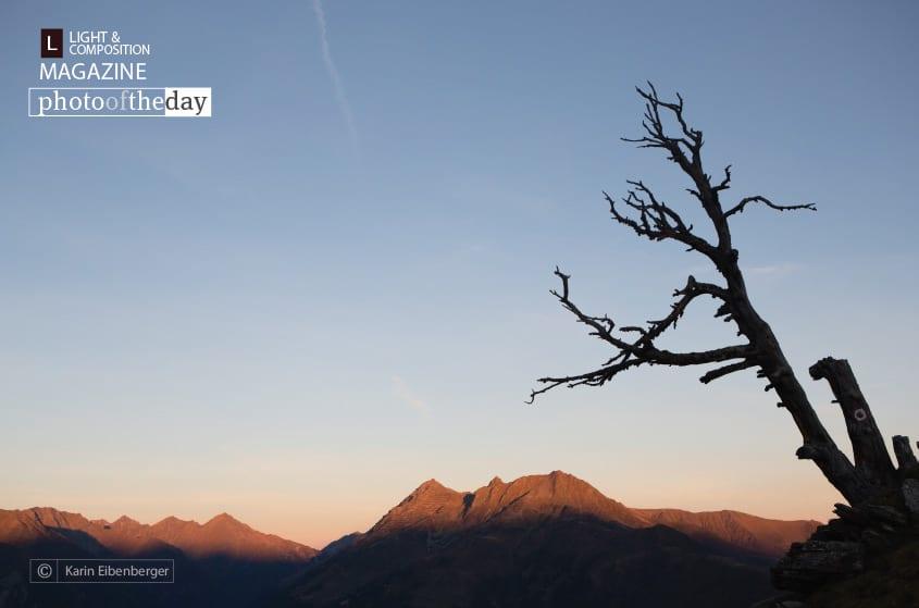 Sunrise above Inntal, by Karin Eibenberger