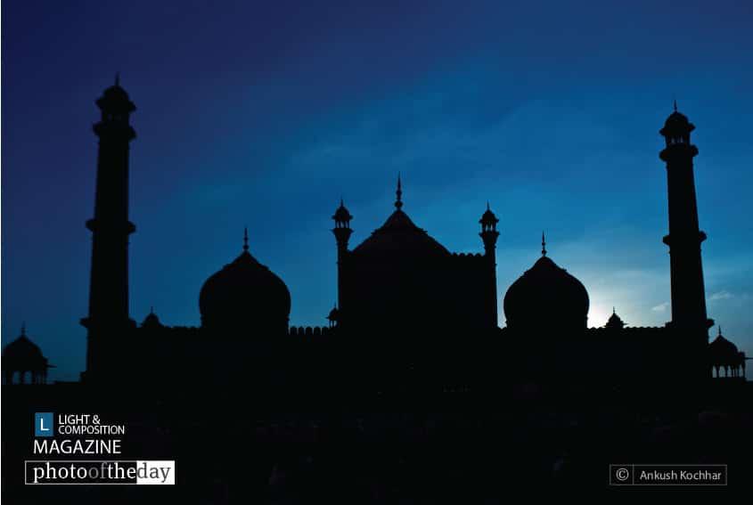 Jama Masjid, by Ankush Kochhar