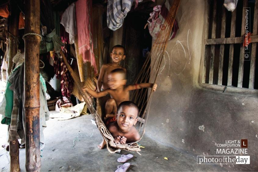 Play Time, by Satyam Roy Chowdhury