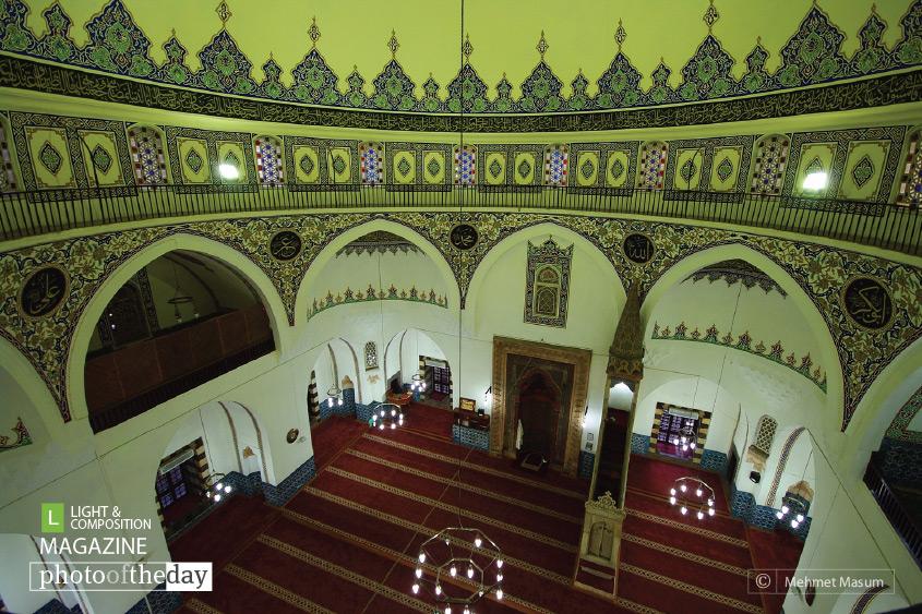 Behram Pasha Mosque, by Mehmet Masum