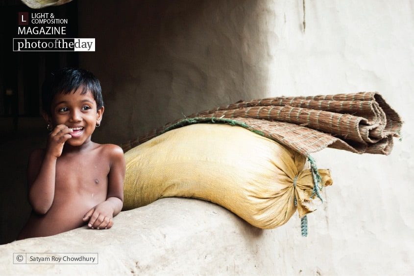 The Smile, by Satyam Roy Chowdhury