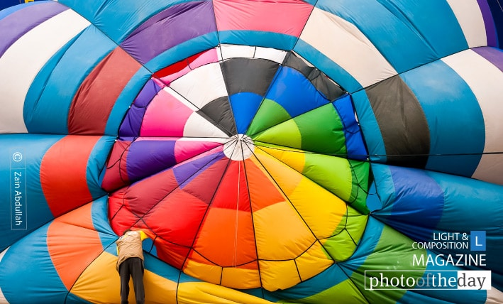 Closing the Parachute Valve, by Zain Abdullah