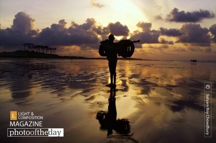 Silhouette, by Satyam Roy Chowdhury