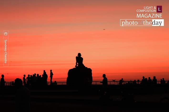 Mahatma All Alone, by Sandeep Chandra