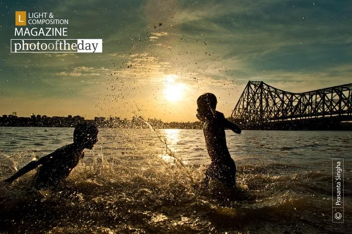Joy in Every Drops, by Prasanta Singha