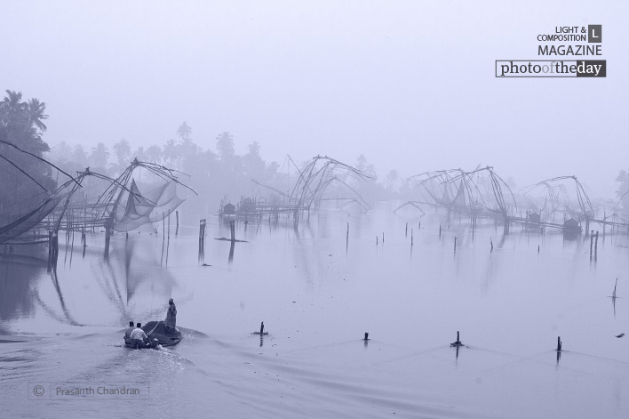 Misty-rious Journey, by Prasanth Chandran