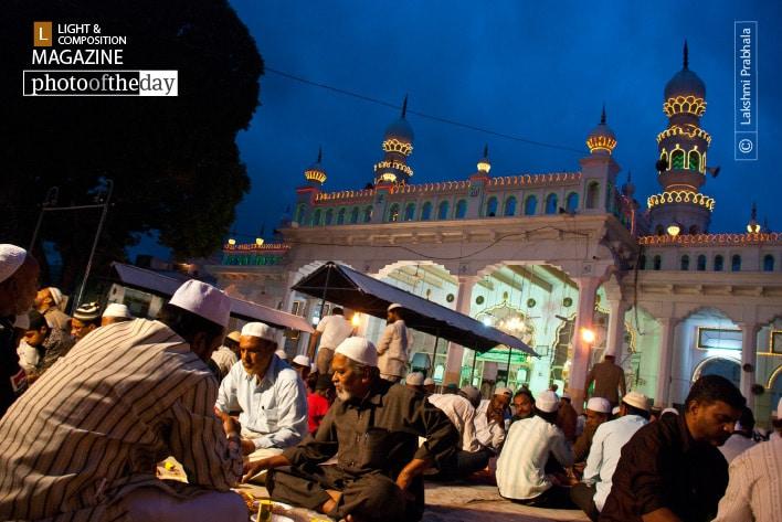 Iftar, by Lakshmi Prabhala