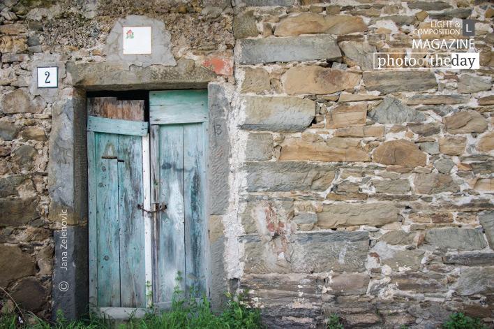 Knock, knock! by Jana Z
