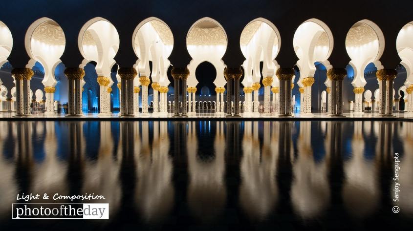 A Beautiful Reflection, by Sanjoy Sengupta