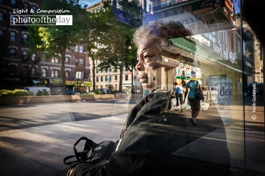 The Northwestern Edge of Harlem, by Keith Goldstein