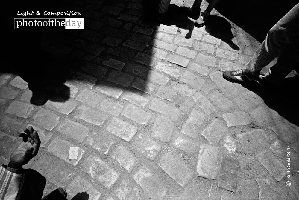 Beggar, by Keith Goldstein