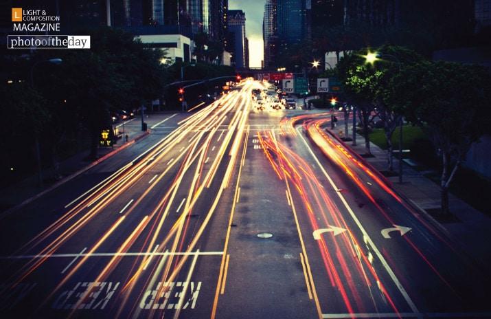 After Work Traffic, by Robert Vega
