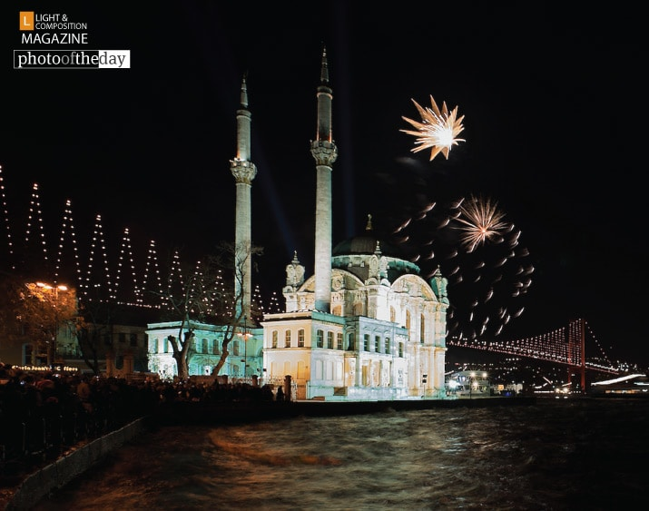 Inter-continental Fireworks, by Orhan Aksel