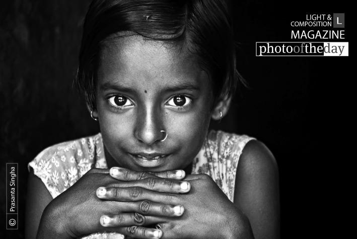 The Girl whose Name I Forgot, by Prasanta Singha
