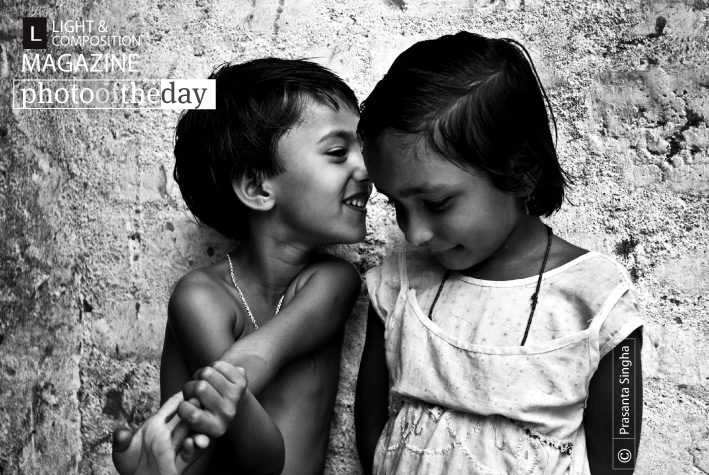 Sharing Secret, by Prasanta Singha