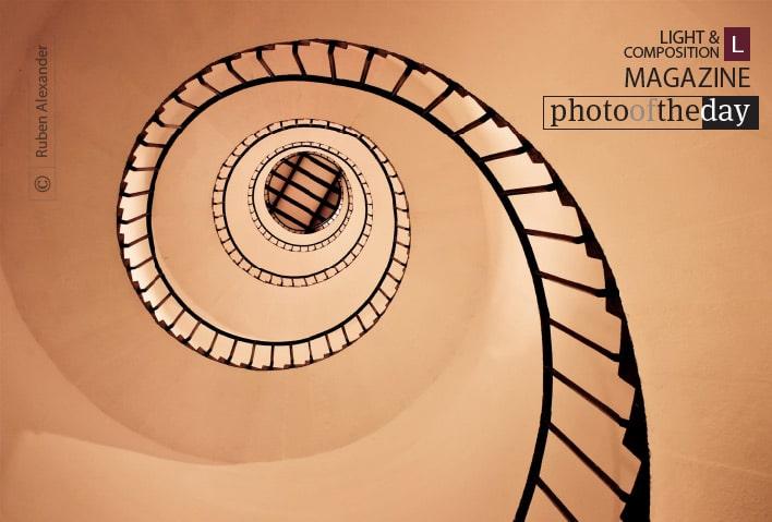 Stairway to..., by Ruben Alexander