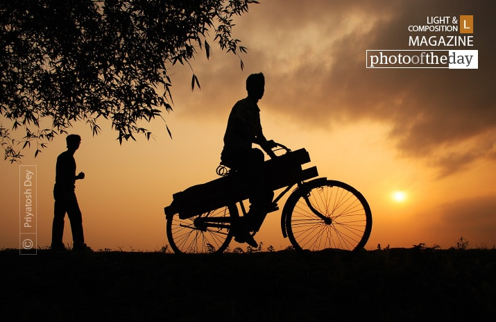 Way to Home, by Priyatosh Dey