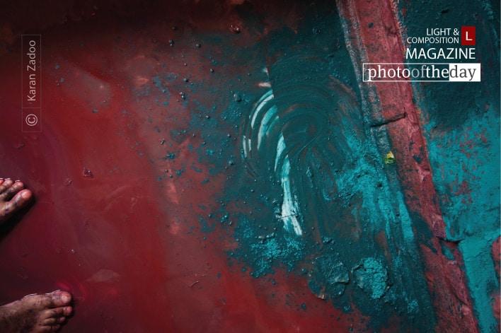 Colors, by Karan Zadoo