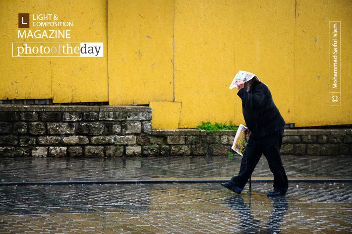 Rhythm in the Rain, by Mohammad Saiful Islam