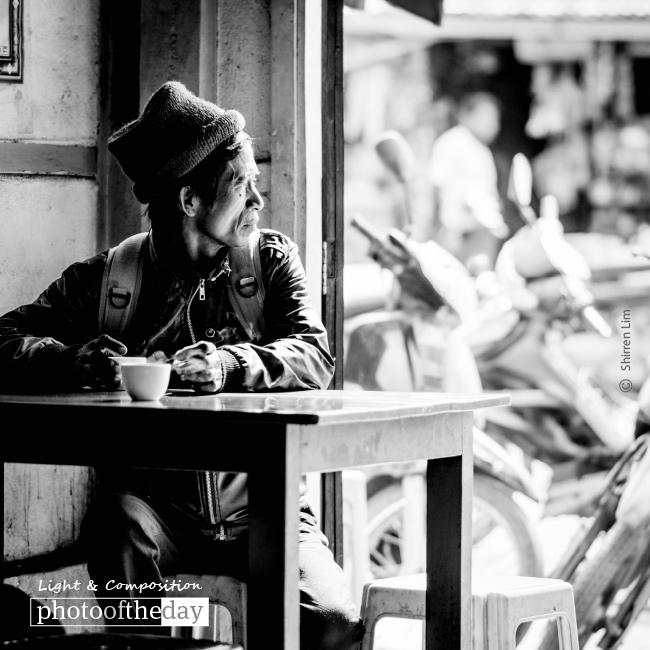 Musings from a Burmese Tea House, by Shirren Lim