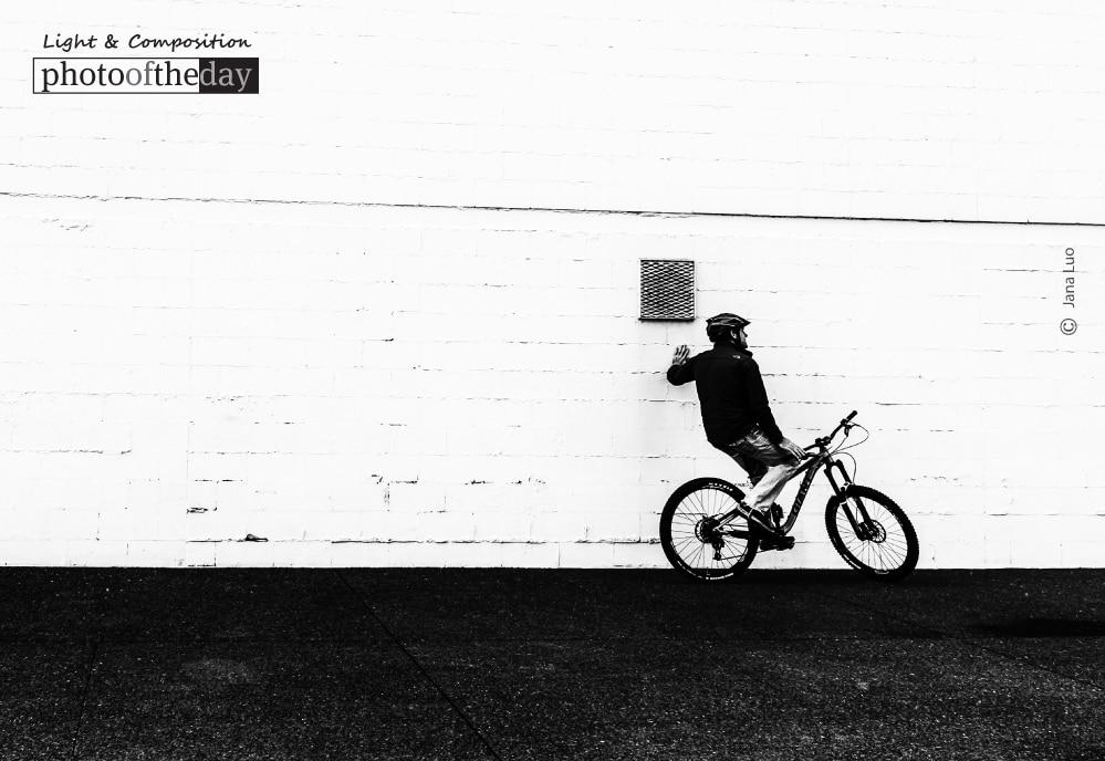 Take a Break, by Jana Luo