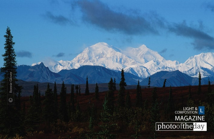 Mt.McKinley, by Ronnie Glover