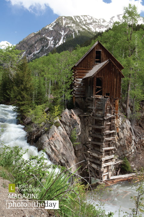 Crystal Mill, by Steve Hirsch
