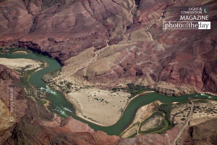 Colorado River, by Sergiy Kadulin
