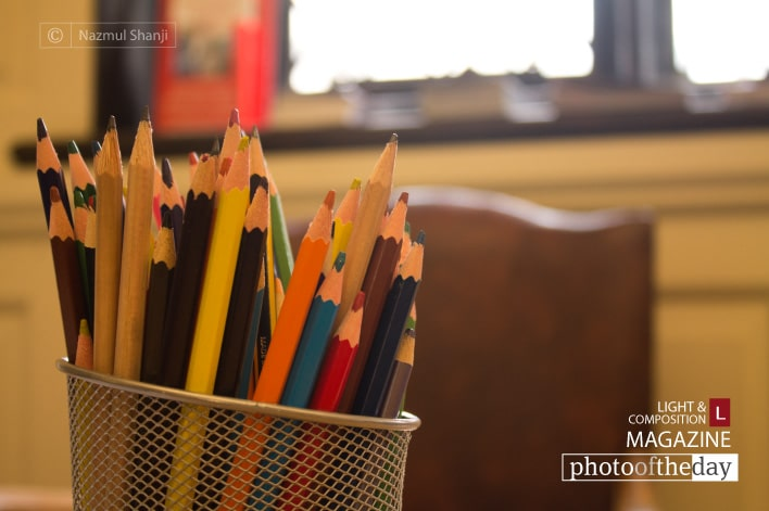 Let's Color your World, by Nazmul Shanji
