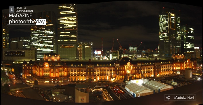 The New Tokyo Station, by Madoka Hori