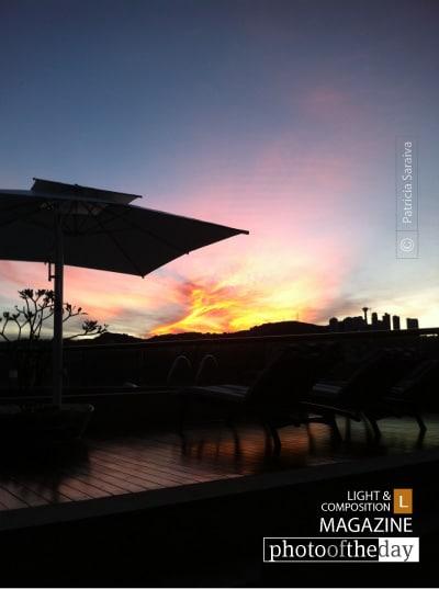 Sunset, by Patricia Saraiva