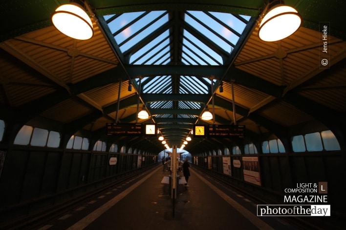 Station Schonhauser Allee, by Jens Hieke