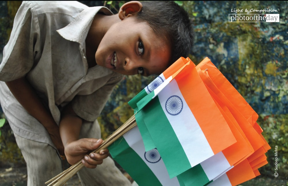 Innocent Patriot, by Sudeep Mehta