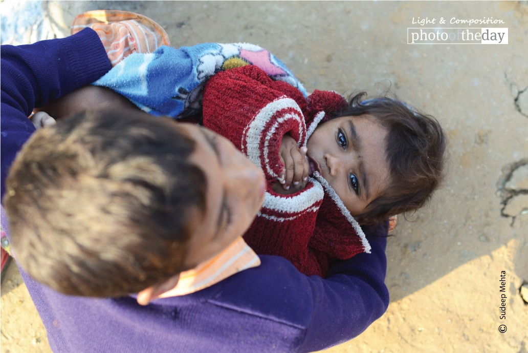 The Little Crying Kid, by Sudeep Mehta