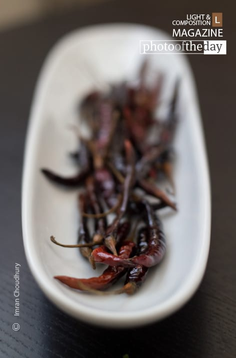 Fried Red Chili, by Imran Choudhury