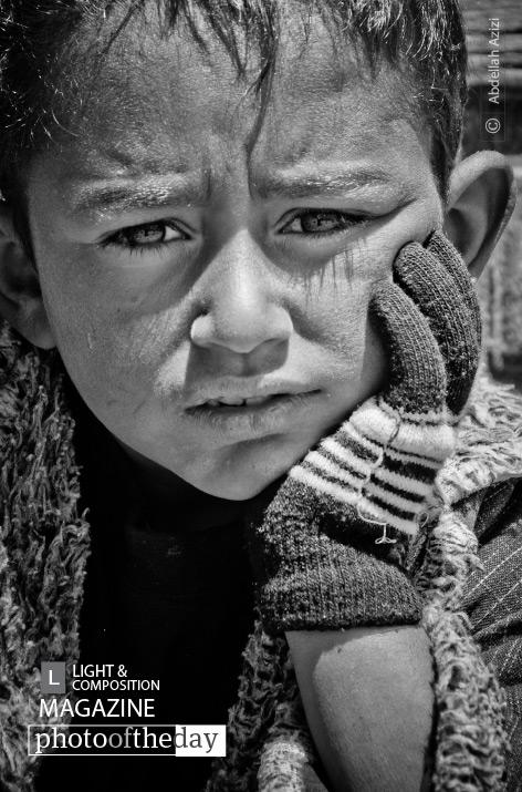 Atlas Child, by Abdellah Azizi
