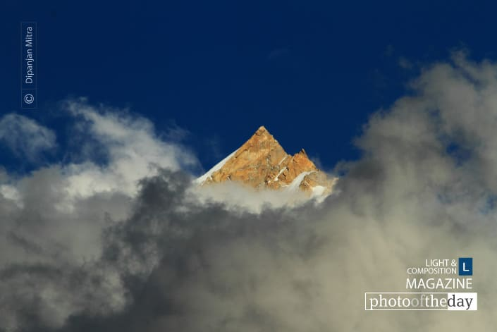 An Unnamed Peak, by Dipanjan Mitra